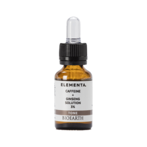 CAFFEINE + GINSENG SOLUTION 3% – ELEMENTA BIOEARTH 15 ml