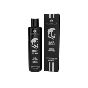 DOCCIA SHAMPOO MADE FOR MAN ALKEMILLA 300 ml
