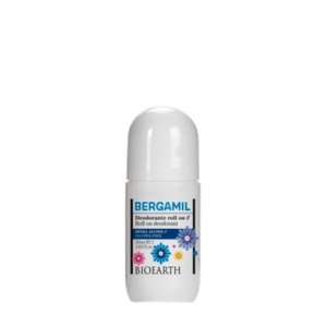 DEODORANTE ROLL-ON BERGAMIL BIOEARTH 50 ml