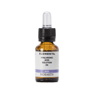 HYALURONIC ACID SOLUTION 2% – ELEMENTA BIOEARTH 15 ml