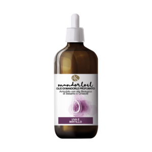 MANDORLOIL UVA E MIRTILLO ALKEMILLA 250 ml
