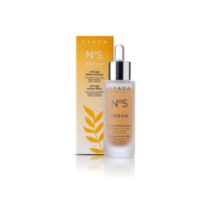 SIERO VISO N. 5 ANTI-AGE / EFFETTO TENSORE GYADA COSMETIC 30 ml
