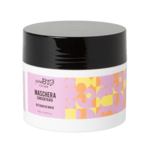 MASCHERA CONCENTRATA PUROBIO FOR HAIR PURO BIO 130 ml